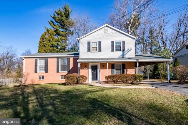 515 Nelson Street, ROCKVILLE, MD 20850 (#MDMC688622) :: Certificate Homes