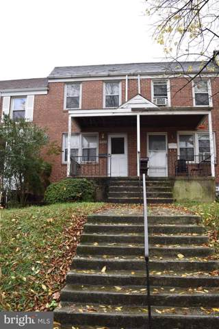 3723 Clarenell Road, BALTIMORE, MD 21229 (#MDBA493330) :: Dart Homes