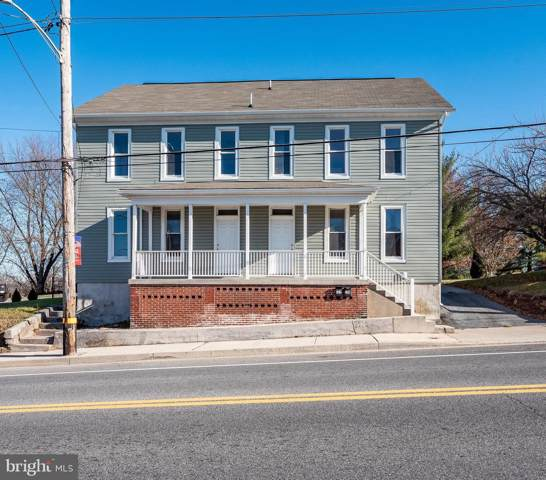 130 W Baltimore/132 Street, TANEYTOWN, MD 21787 (#MDCR193376) :: The Putnam Group