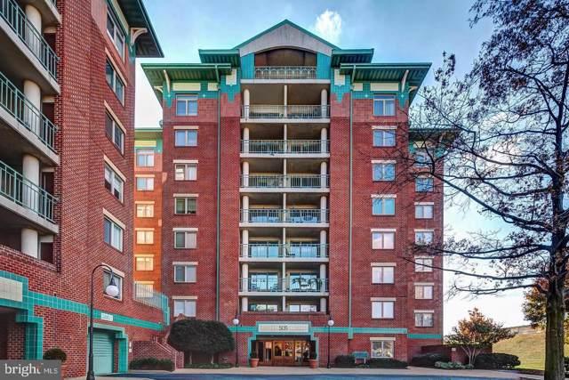 505 E Braddock Road #106, ALEXANDRIA, VA 22314 (#VAAX241842) :: The Licata Group/Keller Williams Realty