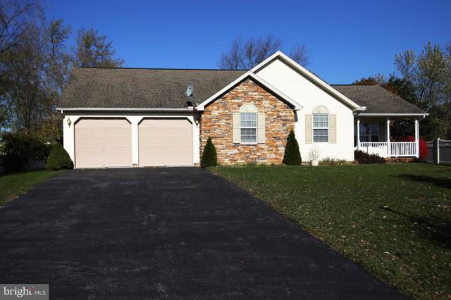 36 Blenheim Street, HANOVER, PA 17331 (#PAAD109640) :: The Joy Daniels Real Estate Group