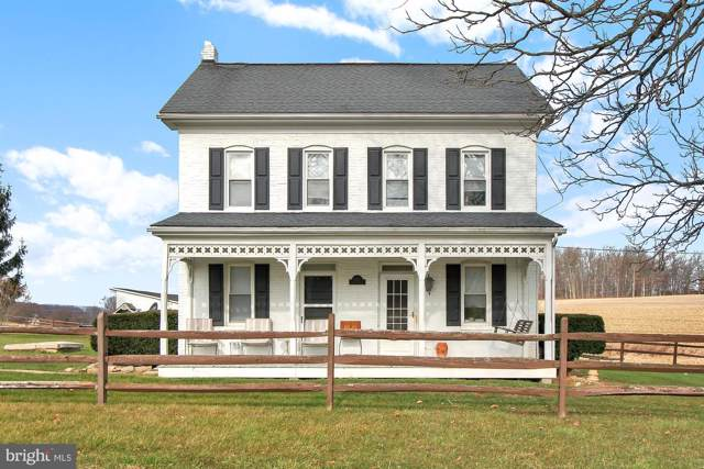 1100 Line Road, LITTLESTOWN, PA 17340 (#PAAD109644) :: The Heather Neidlinger Team With Berkshire Hathaway HomeServices Homesale Realty
