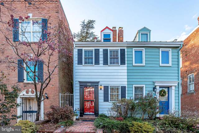 525 6TH Street SE, WASHINGTON, DC 20003 (#DCDC451660) :: Gail Nyman Group