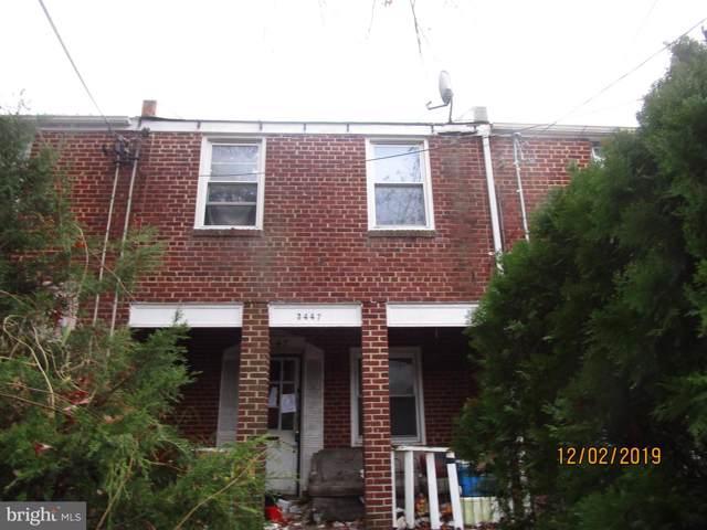 3447 24TH Street SE, WASHINGTON, DC 20020 (#DCDC451672) :: The Matt Lenza Real Estate Team