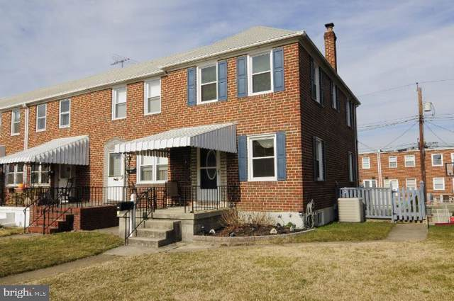 6822 Duluth Avenue, BALTIMORE, MD 21222 (#MDBC479812) :: The Licata Group/Keller Williams Realty