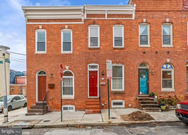 417 E Gittings Street, BALTIMORE, MD 21230 (#MDBA493390) :: ExecuHome Realty