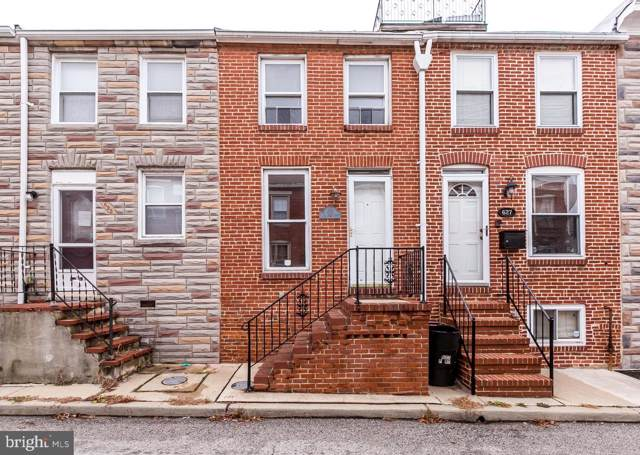 625 S Port Street, BALTIMORE, MD 21224 (#MDBA493394) :: Dart Homes