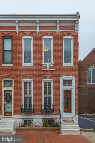 1312 Patapsco Street, BALTIMORE, MD 21230 (#MDBA493396) :: The Speicher Group of Long & Foster Real Estate