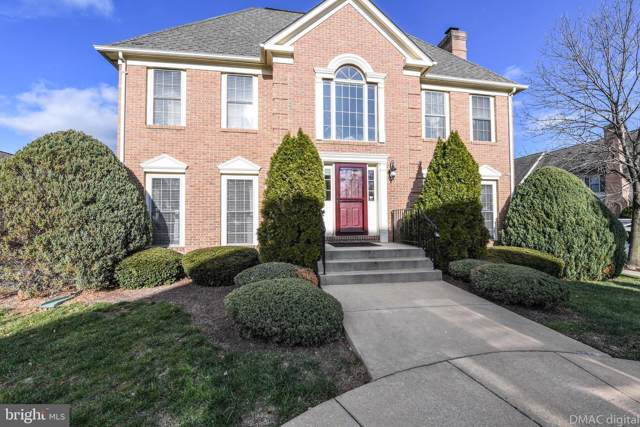 2206 Garden Lane, FREDERICK, MD 21701 (#MDFR257220) :: Jim Bass Group of Real Estate Teams, LLC