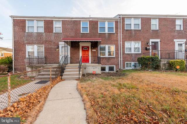 1669 Argonne Drive, BALTIMORE, MD 21218 (#MDBA493402) :: The Licata Group/Keller Williams Realty