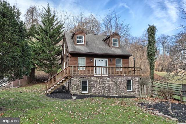 417 Hilltop Road, HUMMELSTOWN, PA 17036 (#PADA117194) :: John Smith Real Estate Group