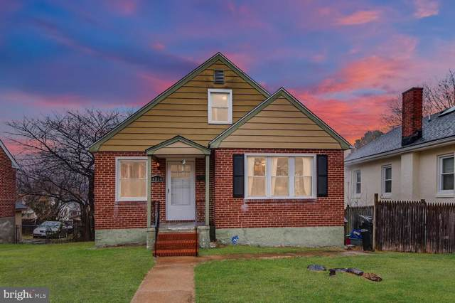 4014 Parkwood Avenue, BALTIMORE, MD 21206 (#MDBA493412) :: Advance Realty Bel Air, Inc