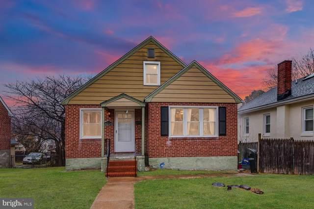 4014 Parkwood Avenue, BALTIMORE, MD 21206 (#MDBA493412) :: Corner House Realty