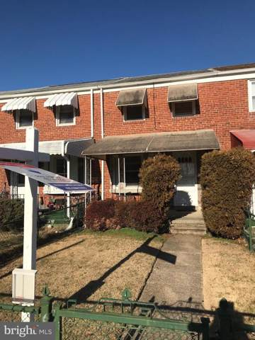 8178 Kavanagh Road, BALTIMORE, MD 21222 (#MDBC479844) :: The Maryland Group of Long & Foster