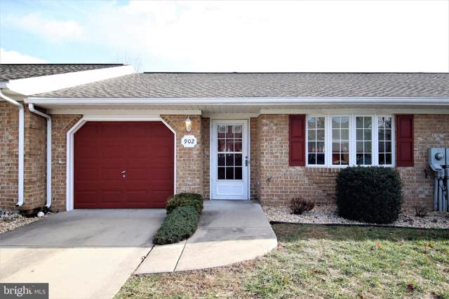 902 W Irvin Avenue, HAGERSTOWN, MD 21742 (#MDWA169424) :: Keller Williams Pat Hiban Real Estate Group
