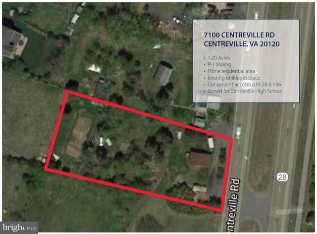 7100 Centreville, CENTREVILLE, VA 20120 (#VAFX1101816) :: Tom & Cindy and Associates
