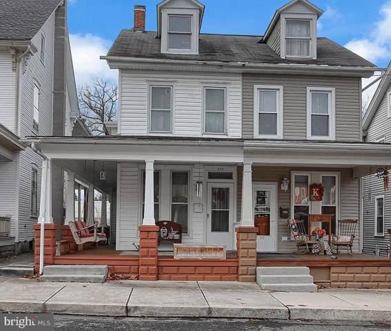 210 W Franklin Street, EPHRATA, PA 17522 (#PALA144374) :: The John Kriza Team