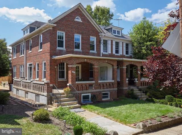 3828 Garfield Street NW, WASHINGTON, DC 20007 (#DCDC451750) :: LoCoMusings
