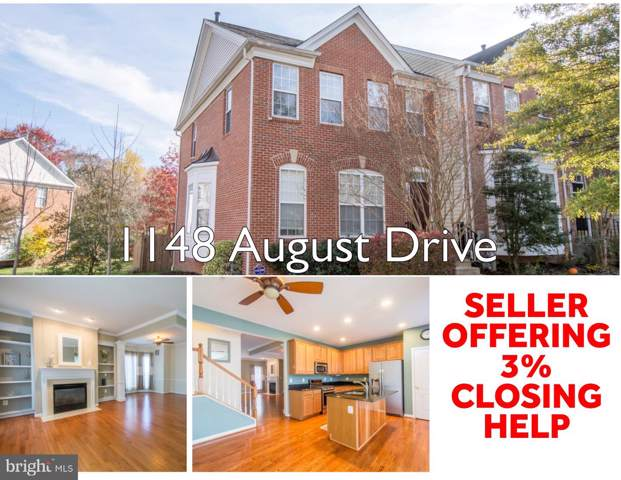 1148 August Drive, ANNAPOLIS, MD 21403 (#MDAA420086) :: Bob Lucido Team of Keller Williams Integrity