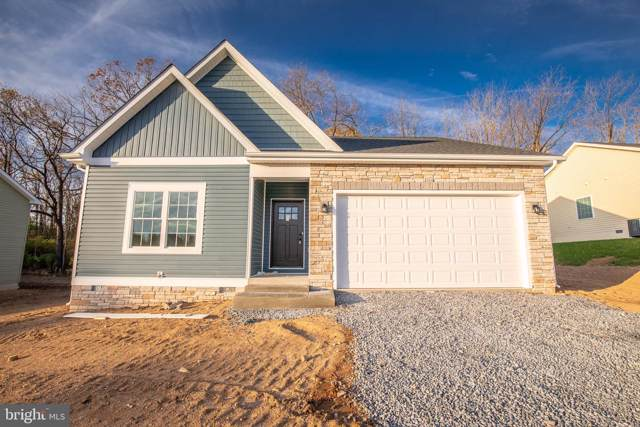 78 Bogey Drive, MARTINSBURG, WV 25405 (#WVBE173176) :: Pearson Smith Realty