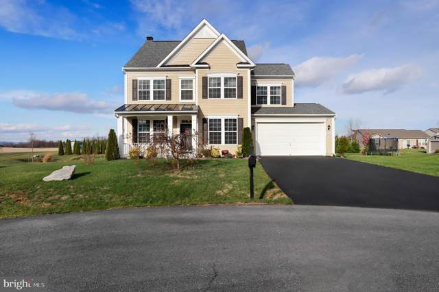 15685 Wedgewood Drive, GREENCASTLE, PA 17225 (#PAFL169968) :: The Joy Daniels Real Estate Group