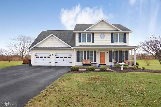 181 Michelle Drive, HEDGESVILLE, WV 25427 (#WVBE173178) :: Keller Williams Pat Hiban Real Estate Group