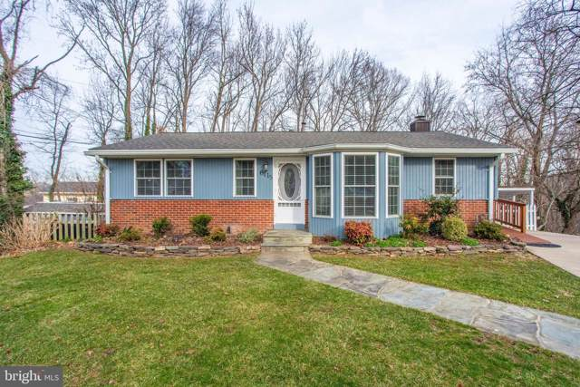 6115 Blue Grass Drive, ALEXANDRIA, VA 22310 (#VAFX1101860) :: The Maryland Group of Long & Foster Real Estate