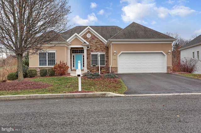 109 Windrush Lane, MECHANICSBURG, PA 17055 (#PACB119848) :: John Smith Real Estate Group