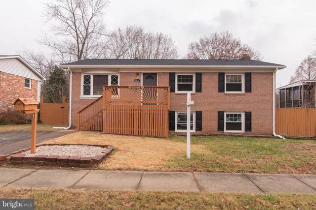 14812 Elmwood Drive, WOODBRIDGE, VA 22193 (#VAPW483658) :: Dart Homes