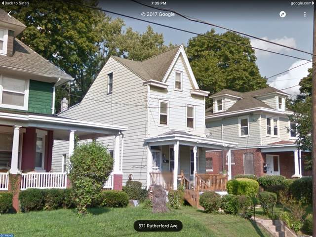 570 Rutherford Avenue, TRENTON, NJ 08618 (#NJME289034) :: Bob Lucido Team of Keller Williams Integrity