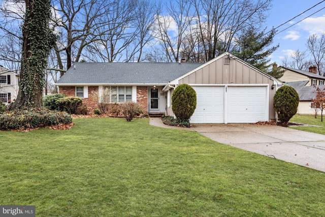 526 Covered Bridge Road, CHERRY HILL, NJ 08034 (#NJCD382416) :: The Force Group, Keller Williams Realty East Monmouth