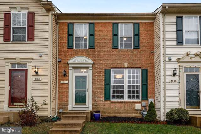 2851 Settlers View Drive, ODENTON, MD 21113 (#MDAA420118) :: The Riffle Group of Keller Williams Select Realtors