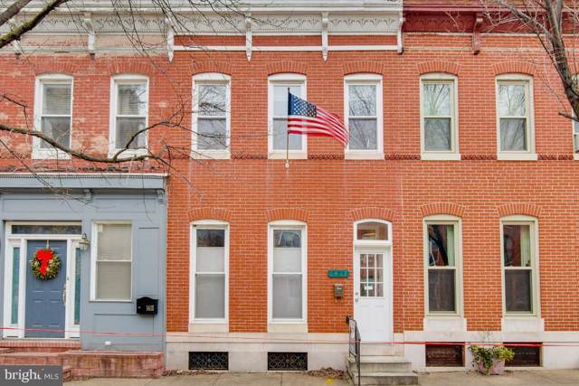 1417 S Charles Street, BALTIMORE, MD 21230 (#MDBA493466) :: The Speicher Group of Long & Foster Real Estate