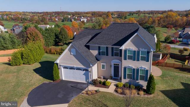 3911 Turf Court N, MOUNT AIRY, MD 21771 (#MDFR257254) :: Network Realty Group