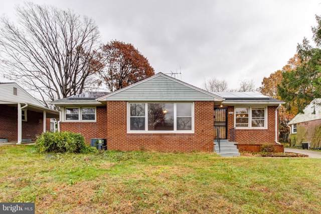 2606 Fort Drive, SUITLAND, MD 20746 (#MDPG552602) :: The Licata Group/Keller Williams Realty
