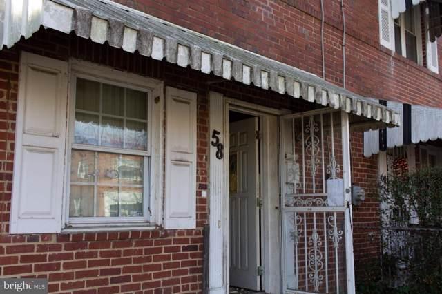 58 Darrington Street SW, WASHINGTON, DC 20032 (#DCDC451812) :: Pearson Smith Realty