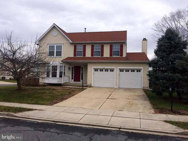 700 Monarch Ridge Road, FREDERICK, MD 21703 (#MDFR257260) :: Network Realty Group