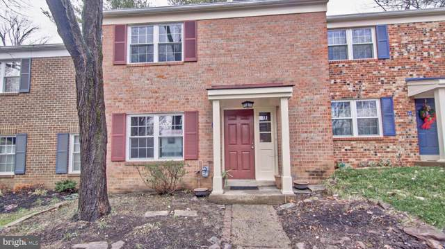 2226 Gunsmith Square, RESTON, VA 20191 (#VAFX1101902) :: ExecuHome Realty