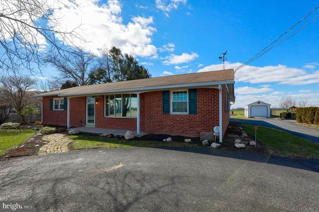1442 Lancaster Road, MANHEIM, PA 17545 (#PALA144404) :: Liz Hamberger Real Estate Team of KW Keystone Realty