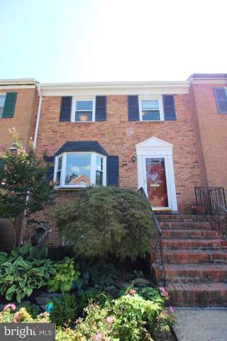 11 E Cliff Street, ALEXANDRIA, VA 22301 (#VAAX241894) :: Tom & Cindy and Associates