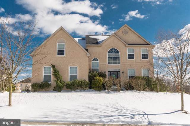 966 Masters Way, HARLEYSVILLE, PA 19438 (#PAMC632962) :: The Matt Lenza Real Estate Team