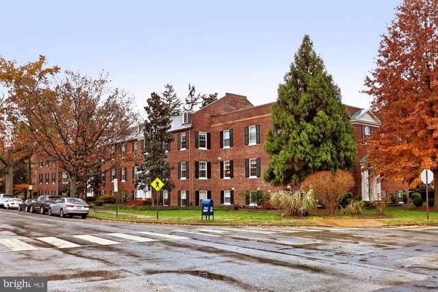 400 Commonwealth Avenue #207, ALEXANDRIA, VA 22301 (#VAAX241896) :: Eng Garcia Grant & Co.