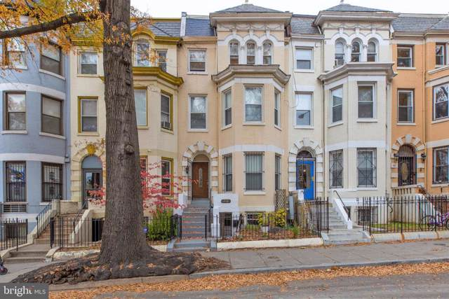 65 Rhode Island Avenue NW #2, WASHINGTON, DC 20001 (#DCDC451822) :: Homes to Heart Group