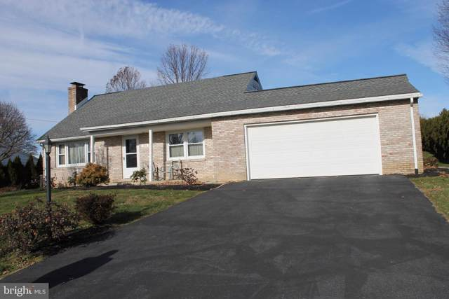 211 W Franklin Avenue, MYERSTOWN, PA 17067 (#PALN110044) :: Iron Valley Real Estate