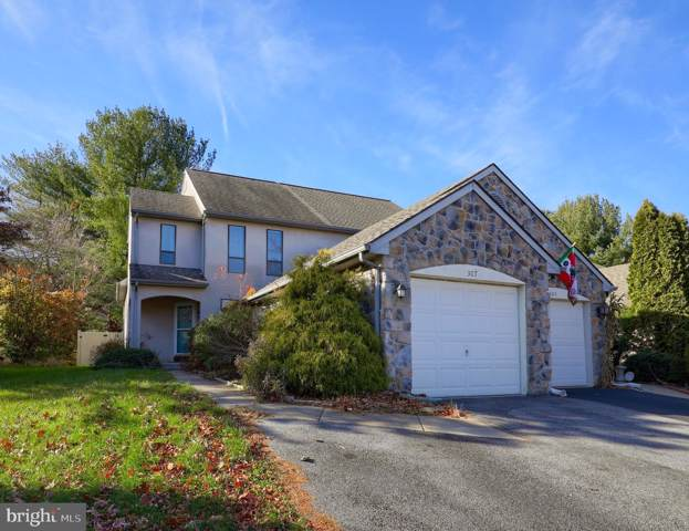 307 Windgate Court, MILLERSVILLE, PA 17551 (#PALA144406) :: The Craig Hartranft Team, Berkshire Hathaway Homesale Realty