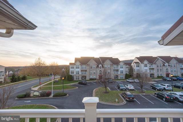 2503 Catoctin Court 43D, FREDERICK, MD 21702 (#MDFR257264) :: Bob Lucido Team of Keller Williams Integrity