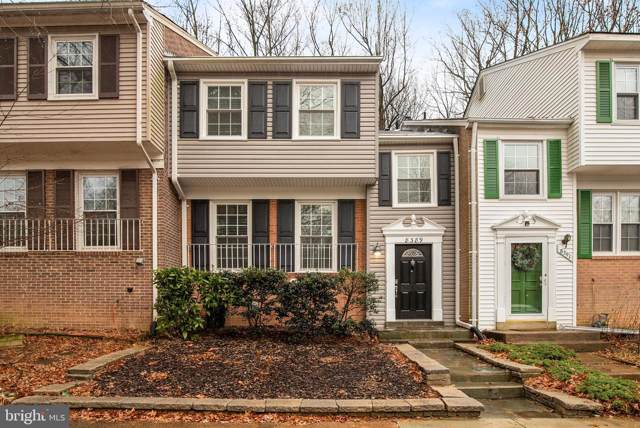 8389 Uxbridge Court, SPRINGFIELD, VA 22151 (#VAFX1101930) :: The MD Home Team
