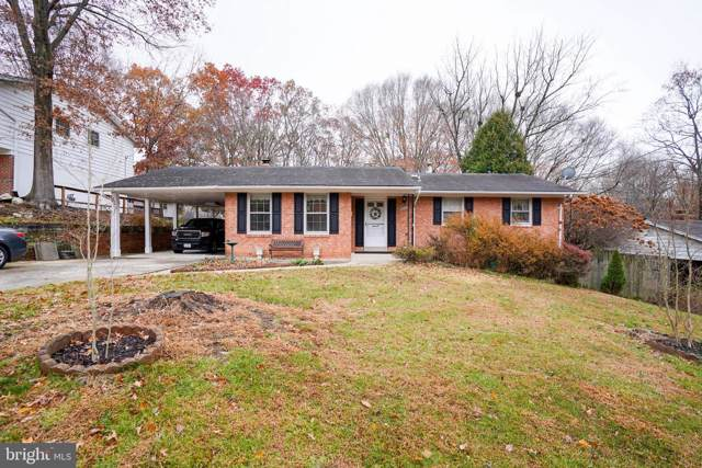 6521 Bowie Drive, SPRINGFIELD, VA 22150 (#VAFX1101952) :: The Vashist Group
