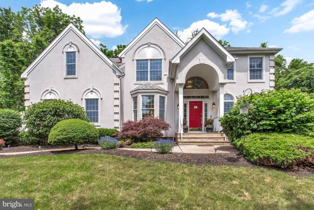 25 Honeysuckle Court, SKILLMAN, NJ 08558 (#NJSO112556) :: John Smith Real Estate Group