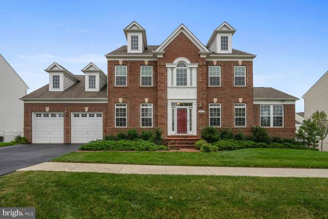220 Harbinger Drive, ROCKVILLE, MD 20855 (#MDMC688884) :: AJ Team Realty